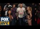 Amanda Nunes vs Valentina Shevchenko Weigh In UFC 215