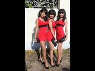 Девушки в секси мини юбках (выпуск 2). Girls in sexy miniskirts (vol.2)