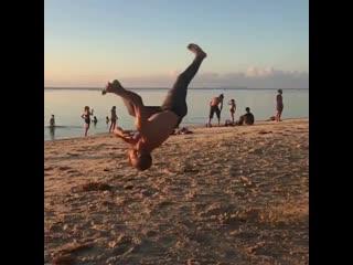 Акробатика от мувера Dan Altman