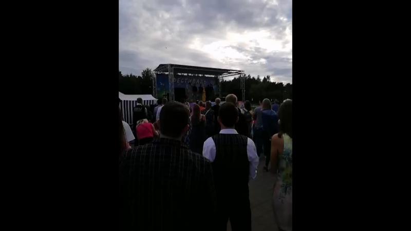 Фестиваль КВН СосновыйБор 45лет команда БезКонсервантов Праздник78