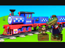 Танец змейка Голубой вагон
