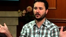 Wasn't Shocking It Was Please Don't Let This Be True Wil Wheaton Larry King Now Ora TV