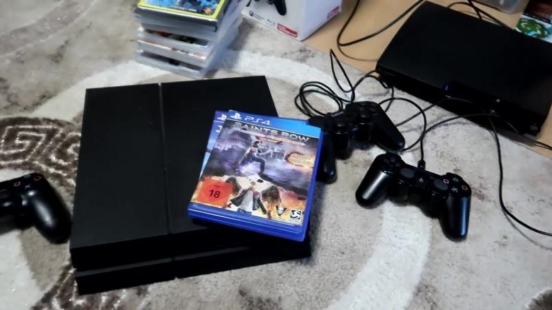 Стоит ли покупать в 2018 PS3. PS4 против PS3