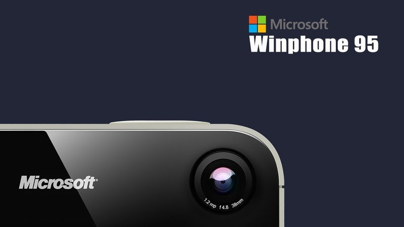 Microsoft Winphone 95 | Bring the 90's back to your life