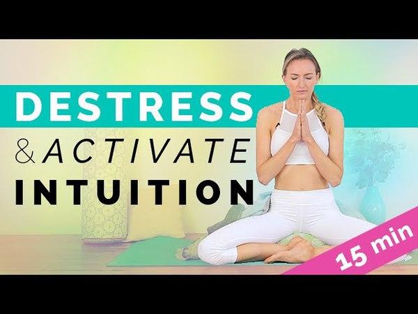 Kundalini Yoga Meditation Decrease Stress Activate Intuition (15-min)