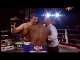Pavel Doroshilov (debut) vs Danny Williams  / Павел Дорошилов - Денни Вильямс full fight 09.08.2014