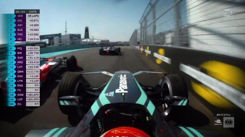 Panasonic Jaguar Racing завершает текущий сезон Formula E