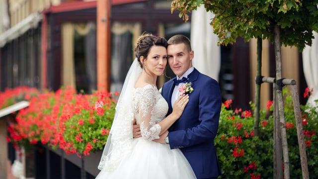 Михаил и Ирина (видеограф Владимир Тывровский)