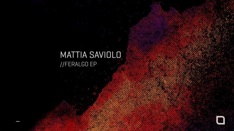 Mattia Saviolo - Residual Image (Original Mix) [Tronic]
