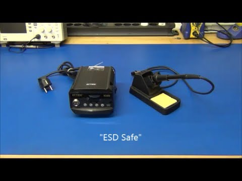 Atten 938D Soldering Station Review Teardown Ec Projects