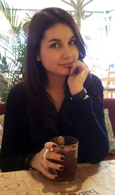 Анютка Виноградова, 3 декабря 1992, Серпухов, id13222224