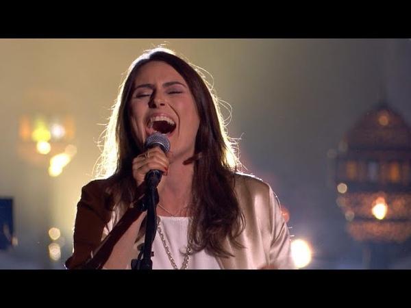Sharon knalt met een loeiharde versie van Just What I Need Tonight | Liefde Voor Muziek