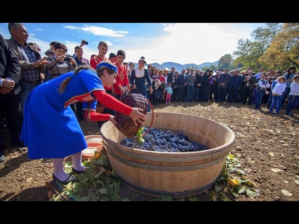 Visit Artsakh (NEW) Арцах. Новое Видео!