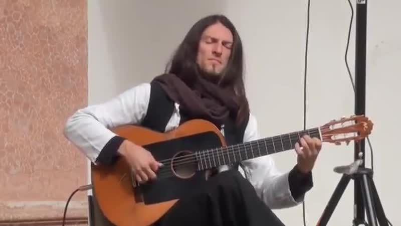 Эстас Тонне Estas Tonne американский гитарист виртуоз