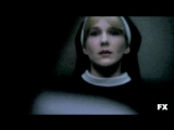 Siser Mary Eunice is possessed by the devil in Jed's body (AHS)