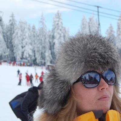 Анна Камбулова, 19 октября , Москва, id217506171