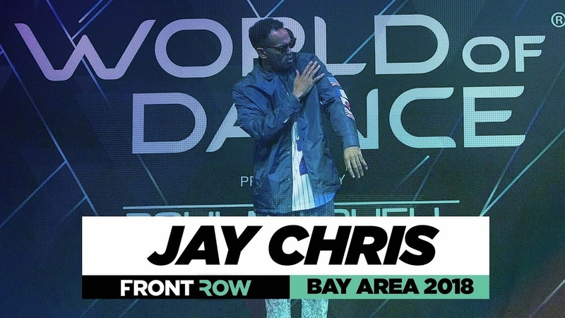 Jay Chris | FrontRow | World of Dance Bay Area 2018 | WODBAY18 | Danceproject.info