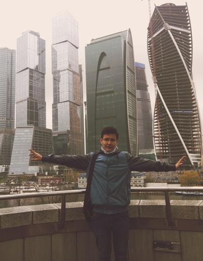 Закир Хусаин, 25 мая 1995, Москва, id146683268