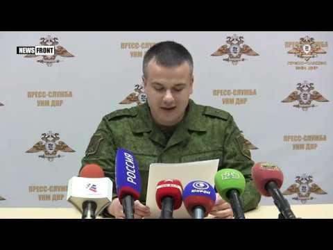 Автомобиль с украинскими снайперами подорвался на мине 28-й бригады ВСУ, есть погибший