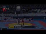 БИЕО Зверь из Кореи сделал невозможное на Чемпионате Мира по самбо в Сочи 2017 года