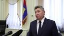 Алесей Анохин «Бюджет принят беспрецедентный – более 32 миллиардов рублей»