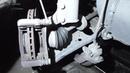 Замена передних тормозных колодок Renault Sandero