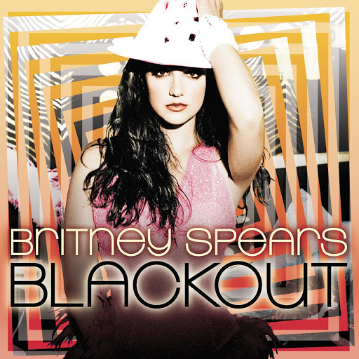 Britney Spears альбом Blackout (Deluxe)