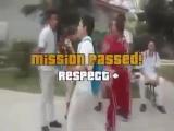 Mission passed