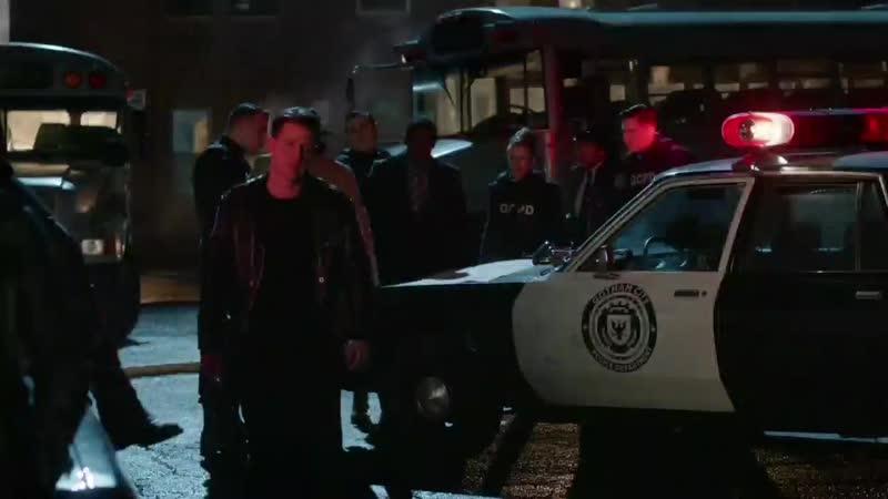 GOTHAM SEASON 2x22 Bruce Alfred Bloody hell
