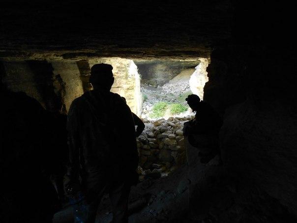 Военно-археологическая экспедиция - Аджимушкай-2013 0-siqT99ZAk