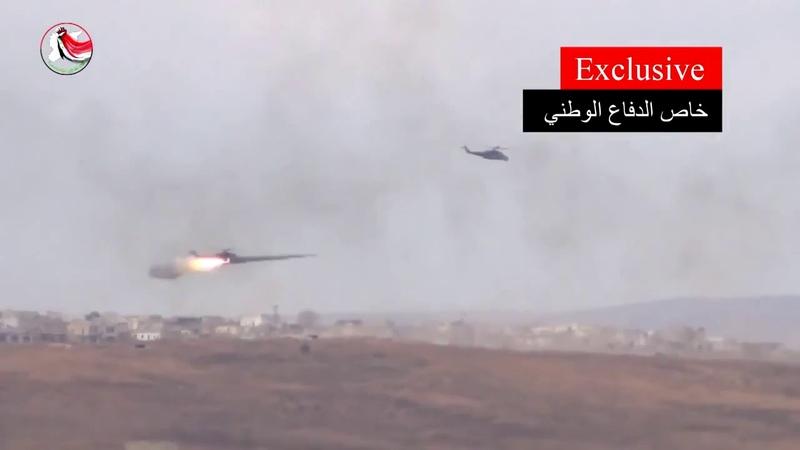 Сирия идут бои в городе ХАМА
