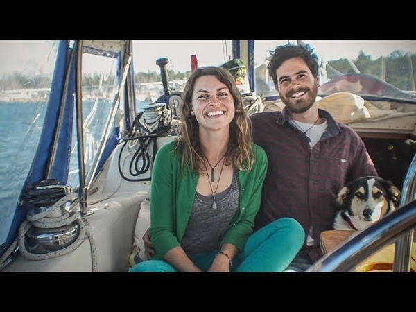 Sailboat tour live aboard couple invest in a sailboat instead of a home to avoid rent