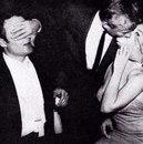 — Я просил вас настроить фортепьяно, а не целовать мою жену!