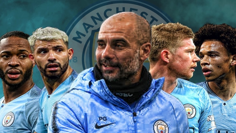 Manchester City 2019 ● GUARDIOLA SYSTEM ● Best Teamplay Goals | HD