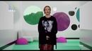 Альбина Джанабаева Русский Чарт на МУЗ ТВ 08 02 2019