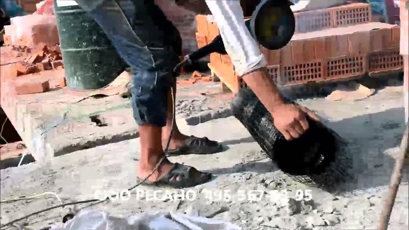 Как порезать Базальтовую сетку