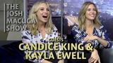 The Josh Macuga Show - Candice King &amp Kayla Ewell - A Challenging Direction