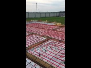 Фундамент УШП в п.Переборы, Рыбинского р-она! Стройте со #СвойТерем.Наши проекты и готовые дома на сайте http://svoyterem.ru