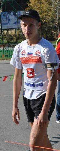 Николай Сохарев, 22 января 1993, Барнаул, id153387309