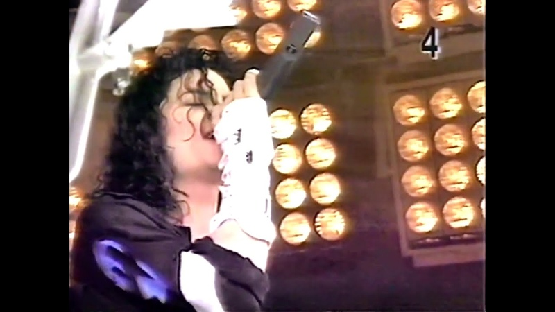 Michael Jackson - Give In To Me (Making Of)