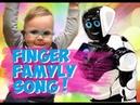 Город Роботов в Петербурге Finger Family Daddy Finger Nursery Rhymes
