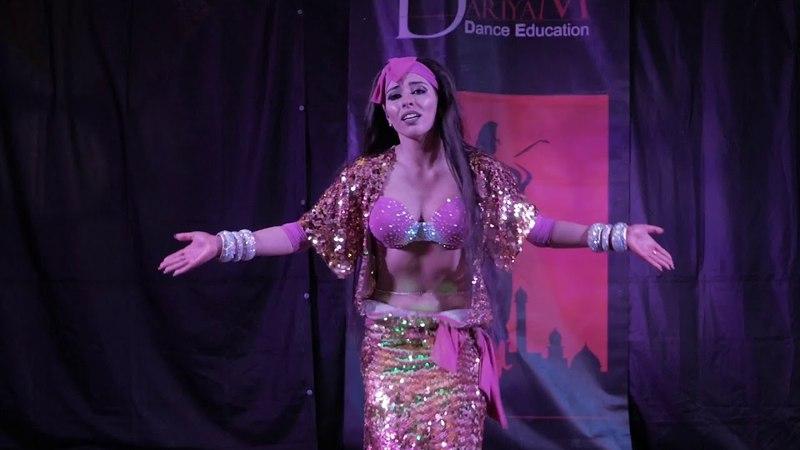 Belly Dancer Margo Sheikh Ali Shaabi DariyaM Cup 2018