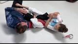 Nine Year Old boy with Slick Heel Hook Flow Series