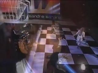 Sandra - Heaven can wait (Berolina, 1988)
