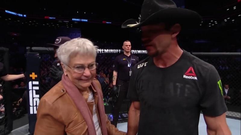 Серроне vs Эрнандес Полный бой UFC Fight Night Бруклин