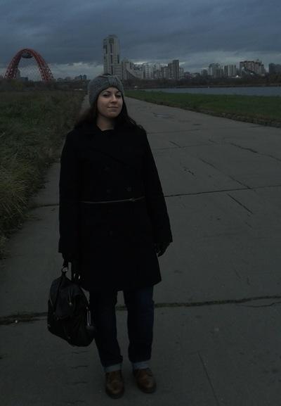 Юлия Нарышкина, 12 мая 1991, Москва, id7600092