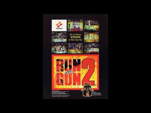 Old School {Arcade} Run and Gun 2 ! full ost soundtrack