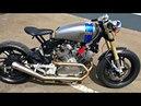 😎 Брутальные Мотоциклы в стиле Кафе Рейсер Cafe Racer ☕