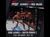 #UFCCalgary KO of the Week: Eddie Alvarez