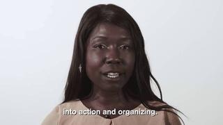 SWEDISH FEMINIST PARTY STANDS WITH BLACK LIVES MATTER. ( svarta liv roll Sverige. BLM Sweden)